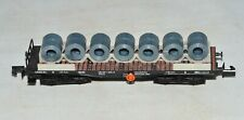 N Scale Arnold Rapido DB 397 Flat Car with Wire Coil Load