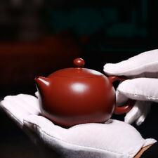 boutique tea pot full handmade pot xishi marked tea cup gift box certification