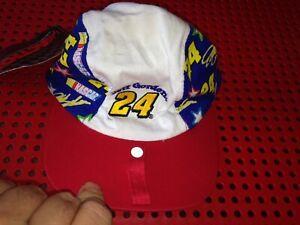 Vintage Jeff Gordon Toddler Hat by action NWT rare NASCAR