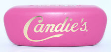 CANDIES New PINK Eyeglasses Authentic HARD CLAM CASE