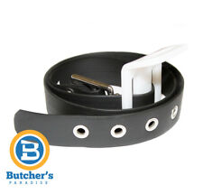 BUTCHER'S BLACK VINYL BELT (NEW)