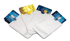 5x Contactless Payment Anti-Theft Shield Blocker. RFID Credit/Debit Card Safety