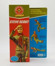 "Kenner Steve Scout 1974 Boy Scouts 9"" Doll Brand New in Box Very Clean Condition"