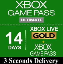 Xbox LIVE 14 Day GOLD + 14 day Game Pass, XBOX GAME PASS ULTIMATE Instant Code