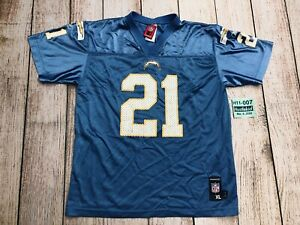 Reebok Ladanian Tomlinson Jersey #21 Chargers Youth Boy XLARGE XL 18-20❄️H11-007