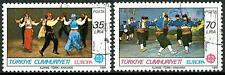 TURKEY - TURCHIA - 1981 - Europa: folklore