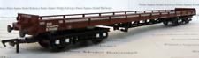 Bachmann 38-900 BR Mk1 Carflat Wagon BR Bauxite OO Gauge
