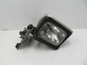 1986 Toyota Supra MK3 #1062 Left Driver Side Headlight W/ Motor Complete