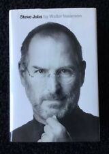 STEVE JOBS by Walter Isaacson 2011 Simon & Schuster First Edition