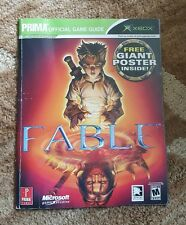 Fable (Prima Official Game Guide) VF