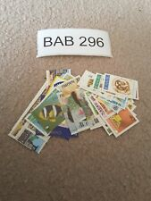 Nauru Bulk Collection 32 Different Stamps Lot FV$11.70 BAB296