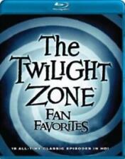 TWILIGHT ZONE: FAN FAVORITES (Region A BluRay,US Import,sealed.)