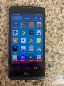 LG Tribute 2 LS665  (BOOST MNVO) 4G LTE clean ESN excellent condition +SIM