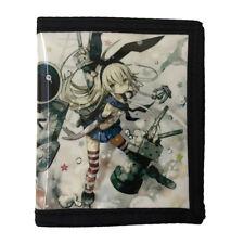 Kantai Collection PU Leather Wallet / Fleet Collection (KAE-B1A)