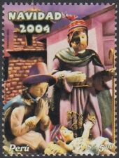 Perù 1457 2004 Natale Christmas Religione MNH