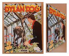 Dylan Dog 103, prima edizione originale, I demoni