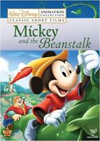Walt Disney Animation Collection: Volume 1: Mickey and the Beanstalk [New DVD]
