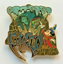 Disney Pin Badge WDW - Fantasmic - Mickey Mouse (Spinner)