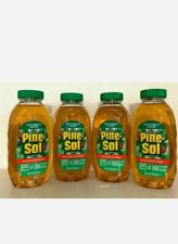 PINE SOL CONCENTRATE 4 PACK Multi-Surface Cleaner Liquid 9.5oz x4