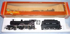 HORNBY OO GAUGE BR CLASS 4P COMPOUND 4-4-0 TENDER LOCOMOTIVE 41043 R355