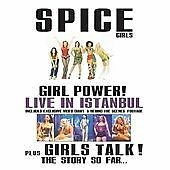 Spice Girls - Girl Power Live in Istanbul (Live Recording~(DVD, 2007)