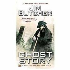 Ghost Story: A Novel of the Dresden Files, Butcher, Jim, Good Book