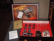 SCHUCO ART. NR. 01008 1998 CLASSIC EDITION CLOCKWORK KIT W/STAINLESS STEEL FLASK