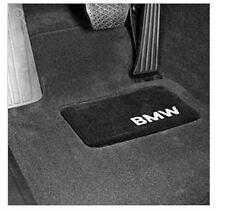 BMW E60 5 Series Sedan Black Carpet Floor Mat Set 2002-2010 OEM
