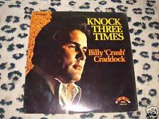 BILLY CRASH CRADDOCK KNOCK THREE TIMES CARTHEEL193 USA country