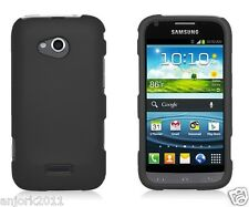 Samsung Galaxy Victory 4G LTE L300 SNAP ON HARD CASE COVER ACCESSORY BLACK