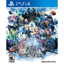 World of Final Fantasy Ps4 [Brand New]