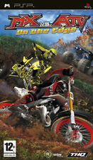 MX Vs. ATV on The Edge Sony PSP 12 Racing Game