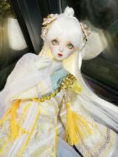 1/3 1/4 BJD Clothes Archaic Suit Outer Dress & Inner Dress & Hem AS AOD DF POPO
