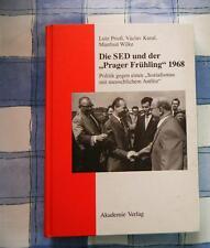 Die SED und der Prager Frühling 1968 Aufstand DDR CSSR SED Stasi MfS Sowjetunion