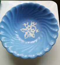 11/12)  VTG Harker Pottery Co Cameo Ware- Serving Bowl