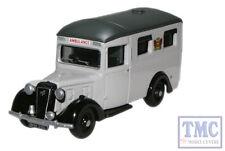 76AMB003 Oxford Diecast 1:76 Scale OO Gauge Austin 18 Ambulance Carlisle