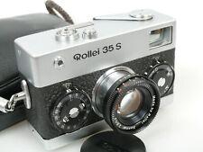 Rollei 35s 35 s cromo sonnar 2,8/40 fully functional totalmente funcional
