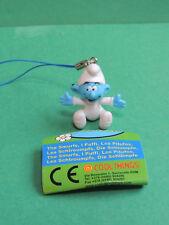 Schtroumpf bébé figurine Porte-clés 3D Bijoux strap charm Cool Things Smurf 2011