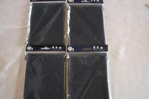 Restposten! Heyda Passepartout-Karten, dunkel-blau, ohne Ausschnitt