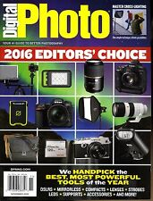 Digital Photo Magazine November 2016 2016 Editor's Choice