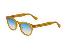 Occhiali da sole X-LAB 8004 stile moscot Giallo azzurro gradient