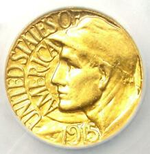 1915-S Panama Pacific Gold Dollar Pan-Pac G$1 Coin - Certified NGC XF Details