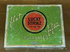 LUCKY STRIKE CIGARETTE TIN