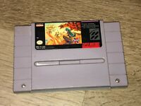 Ys III: Wanderers from Ys III Super Nintendo Snes Cleaned & Tested Authentic