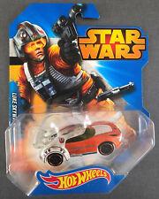 NEU DISNEY STAR WARS HOT WHEELS AUTO LUKE SKYWALKER MODELLAUTO MATTEL LTD. CAR