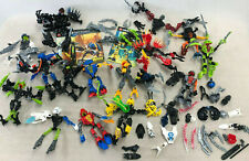Mixed lot of construction Toy LEGO Hero Factory Parts