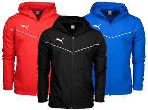 Puma Herren Jacke teamRISE All Weather Jacket Fitness Training