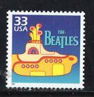 THE BEATLES * YELLOW SUBMARINE * Vintage U.S. Postage Stamp Mint