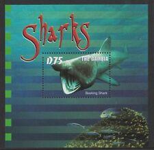 2004 Gambia Sharks Sg Ms 4590 Muh