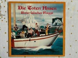 Vinyl - Die Toten Hosen - Unter falscher Flagge - Selten - Cover -